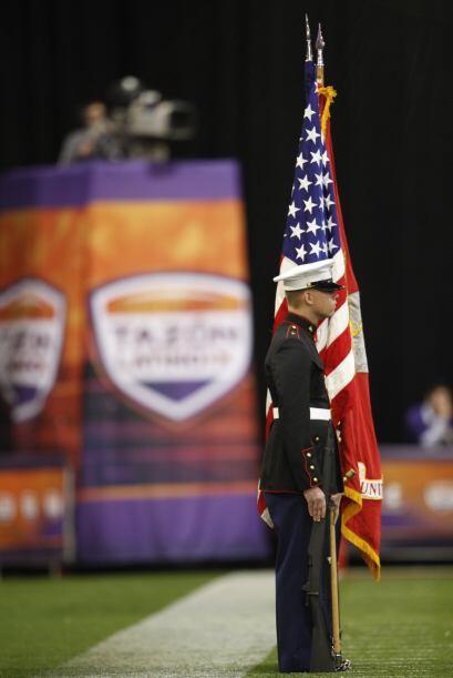 La Conferencia Nacional se impuso a la Conferencia Americana en el Tazón...