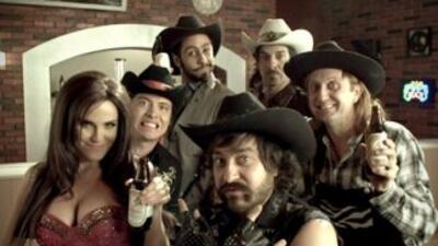 Los Heroes del Norte Season 2   Univision Upfront 2012
