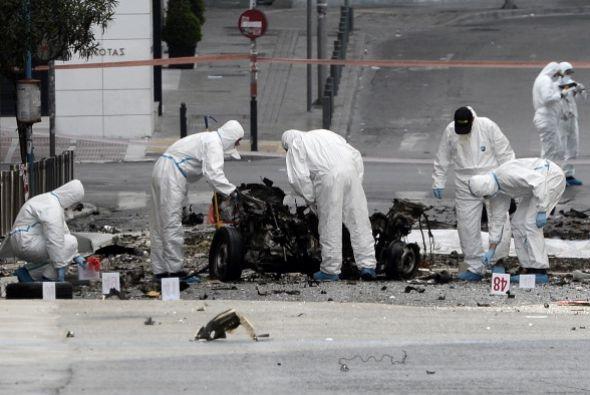 Una operación con la que el Gobierno del conservador Andonis Samarás qui...