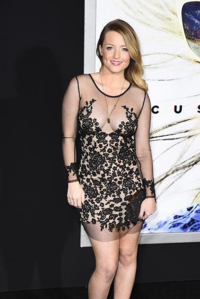La 'blogger' asegura que las transparencias en vestidos, blusas y faldas...