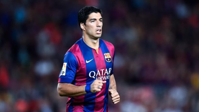 El delantero uruguayo está viviendo un sueño al jugar con el Barcelona.