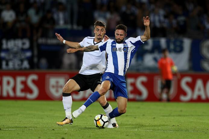 Liga Nos / Porto [3]-0 Moreirense: sin embargo, también Miguel Layún ing...