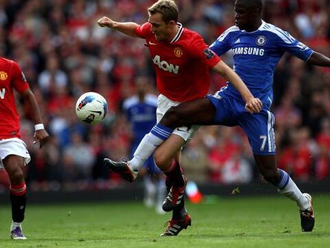 La quinta fecha de la Liga Premier inglesa tuvo como partido de la jorna...