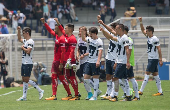 Tigres también goleó en asistencia durante la Jornada 1 del Apertura 201...