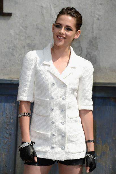Kristen Stewart en julio de 2013.  Aquí los videos más chismosos.