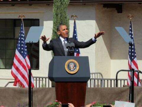 El año pasado el presidente Barack Obama celebró el establ...