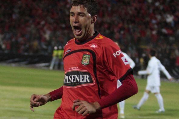 El brasileño Rodrigo Texeira es parte del plantél del Barc...