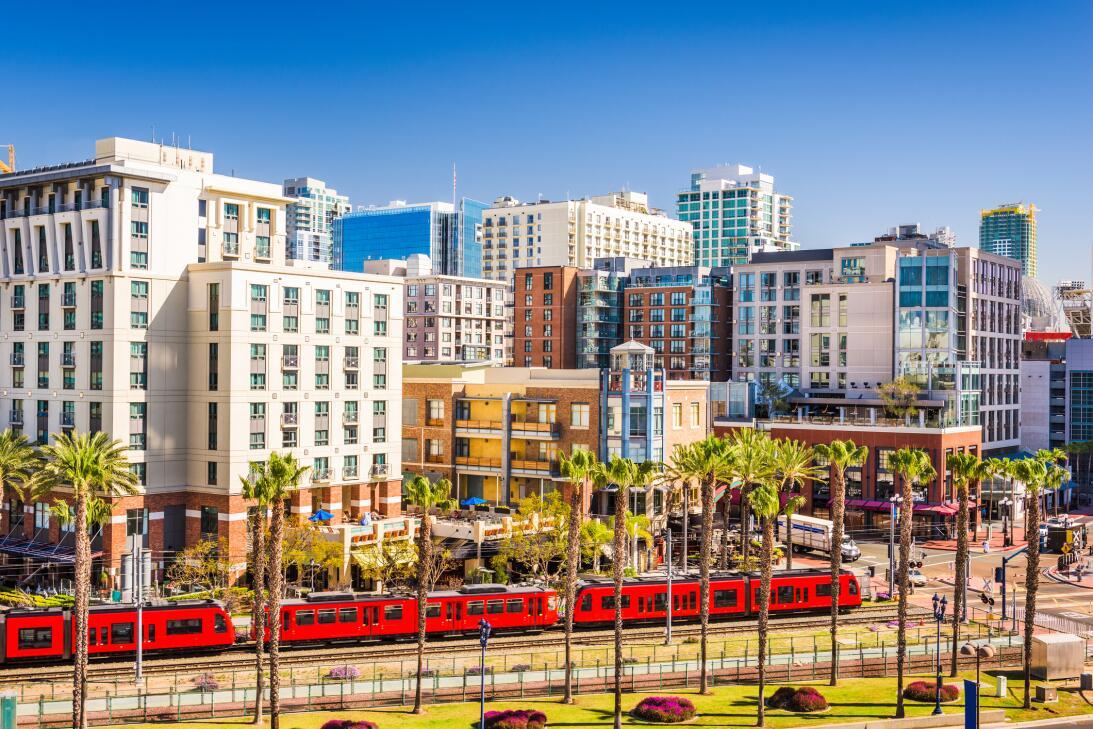Estas son las diez ciudades de más crecimiento en Estados Unidos 10SanDi...