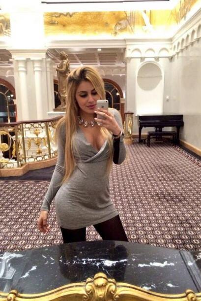 """Su """"selfie"""" en un hotel de lujo.   Mira aquí los videos más chismosos."""