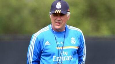 El entrenador del Madrid no dudó en responder al técnico barcelonista 'd...