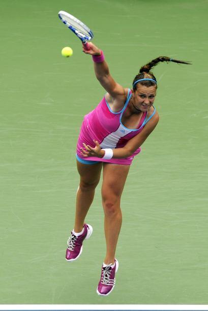 Pavlyuchenkova no salió como favorita, pero pudo superar a la italiana y...