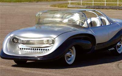El Aurora de 1957, el auto más feo de la historia.