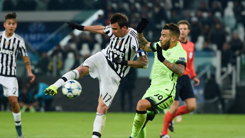 Juventus vs. Manchester City