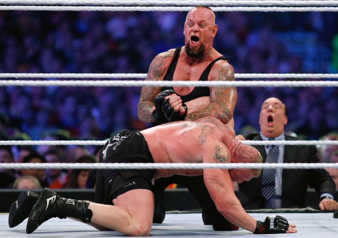 El retiro del Undertaker: Una leyenda viviente de WWE de casi tres décad...