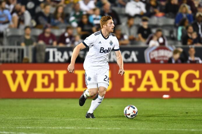 Tim Parker Vancouver Whitecaps