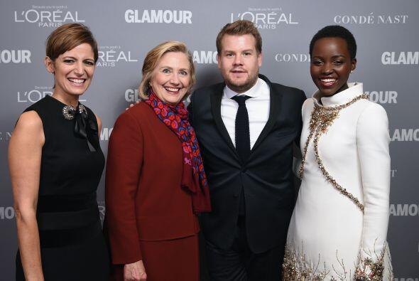Mujeres exitosas en cada uno de sus ámbitos asistieron a la gala. Hillar...