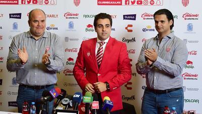 ¿Quién es el nuevo técnico del Necaxa para el Clausura 2018 en Liga MX?