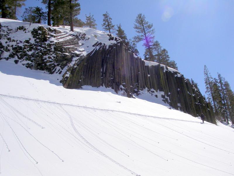 Así se ve el invierno en los parques nacionales de Estados Unidos DEVILS...