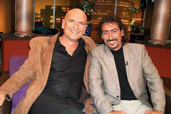 """Gilberto y Miguel mejor conocidos como """"Los Fonomemecos"""" mostraron su ta..."""