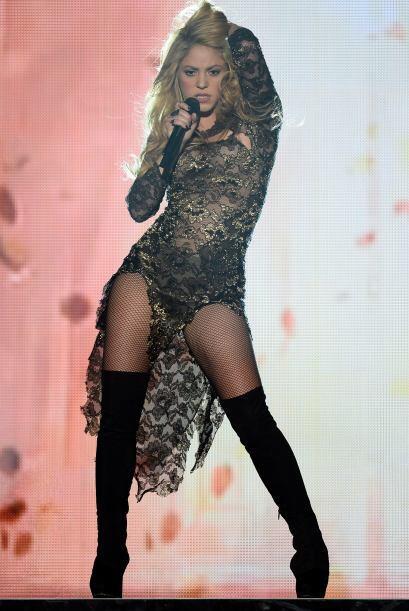 Shakira quiere regresar a los escenarios más guapa y con toda la energía.