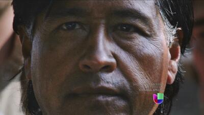 La última huega de César Chávez contra los abusos a los trabajadores agr...