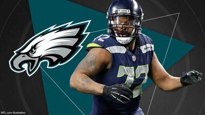 Michael Bennett es nuevo refuerzo de los campeones Philadelphia Eagles.