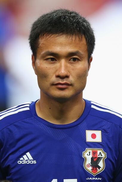 Yasuyuki Konno. Posición: Defensa. Fecha de nacimiento: 25 de enero de 1...