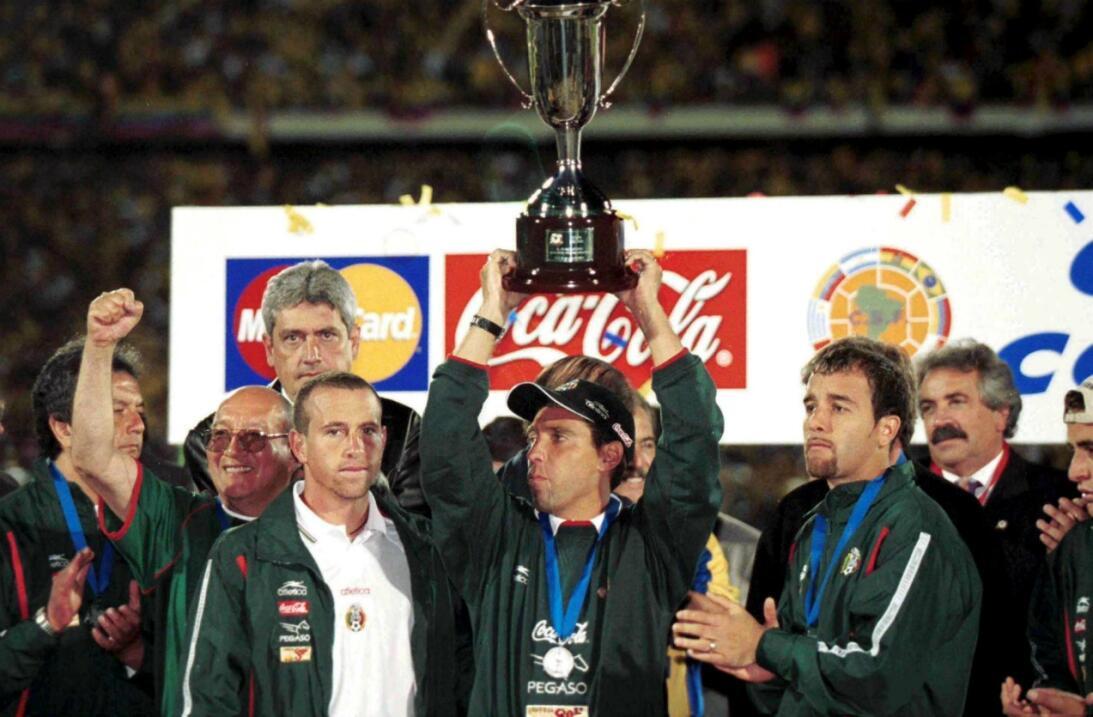 México, el invitado más competitivo en las Copa América desde 1993 MEX 2...