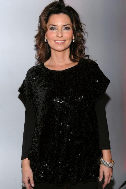La cantante Shania Twain nació el 28 de agosto de 1965.