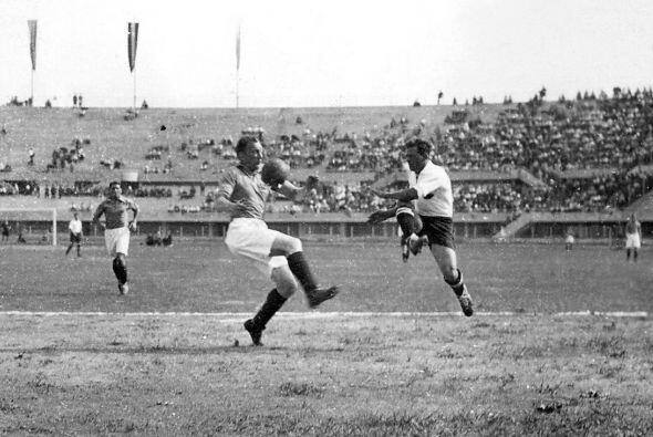 Eliminatoria para el Mundial de Italia 1934.- La FIFA se había quedado s...