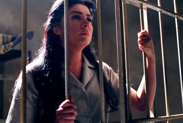 """""""María"""", su personaje, era condenada por un crimen que no había cometido."""