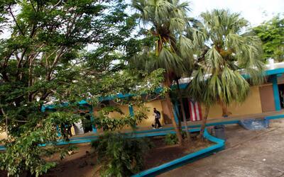 La escuela primaria Sótero Figueroa abrió sus puertas sin...