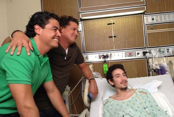Nuestro reportero Orlando Segura fue el cómplice de este sueño que llenó...