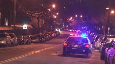 Buscan al sospechoso de herir a tres personas durante un tiroteo en Newark, Nueva Jersey