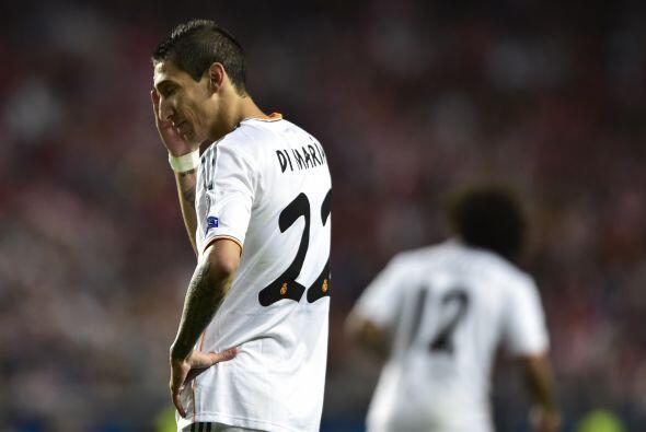 Di María fue un jugador clave para que el Real Madrid consiguiera los éx...