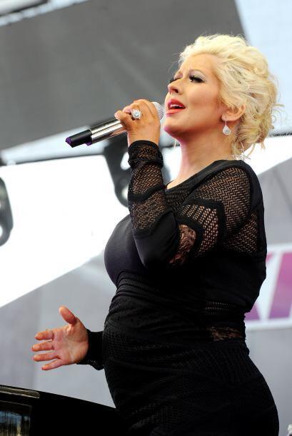 Ahora la cantante neoyorquina tiene varios  compromisos profesionales y...