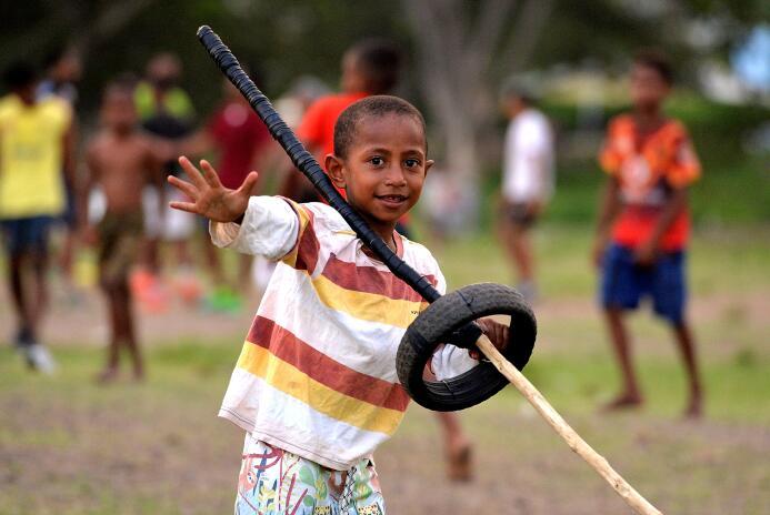 Deporte para cambiar el mundo: el rugby para enfrentar la pobreza en Pap...