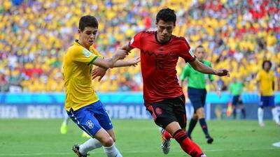 El seleccionado mexicano Héctor Moreno jugará de nuevo en Holanda.