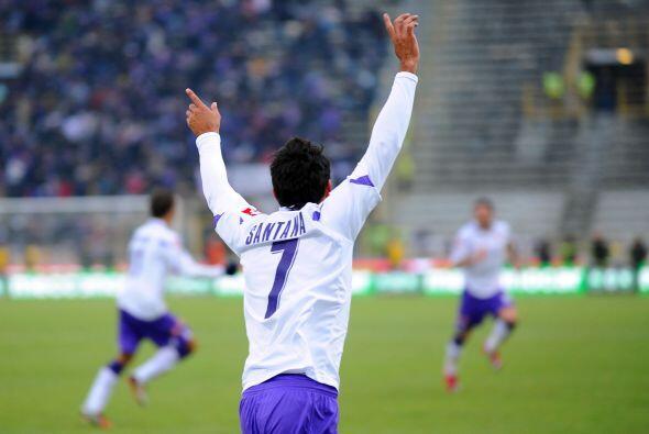 Pero después el argentino Santana consiguió el 1-1 final.
