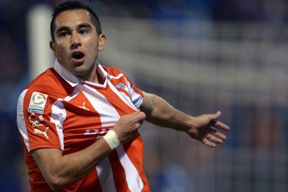 El Veracruz integró a sus filas al mediocampista chileno Fernando Menese...