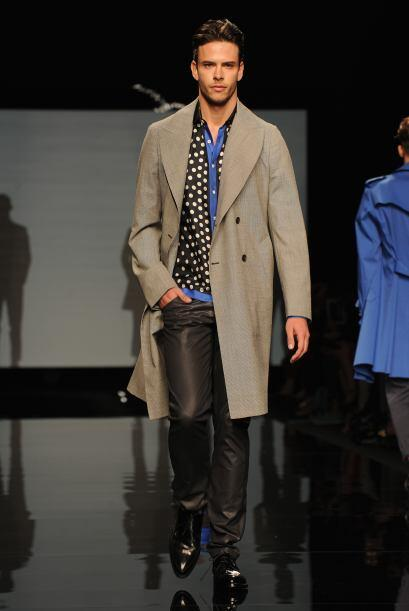 Pero esta moda no sólo será específicamente para las damas, sino también...