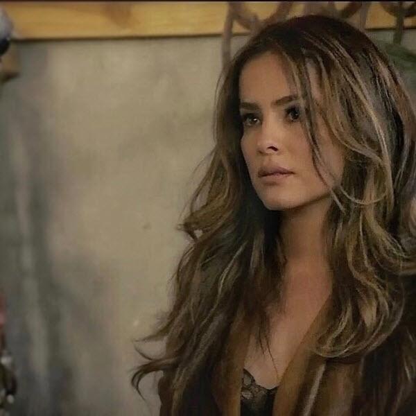 Danna García en 'Las Amazonas'