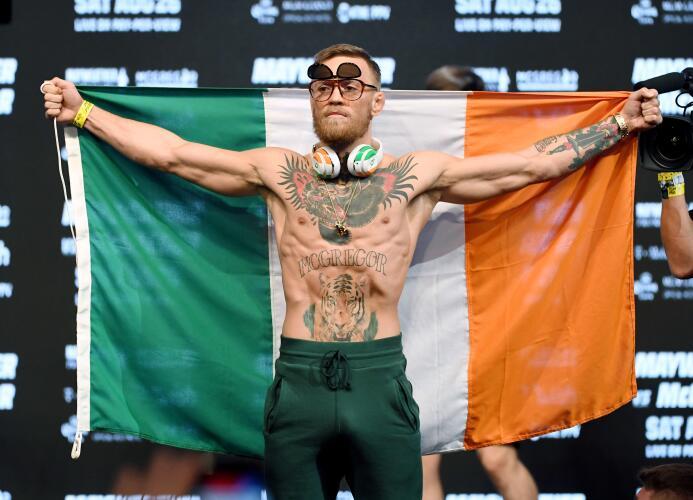 Conor McGregor quiere unirse a las 'Historias de Cenicienta' en el depor...