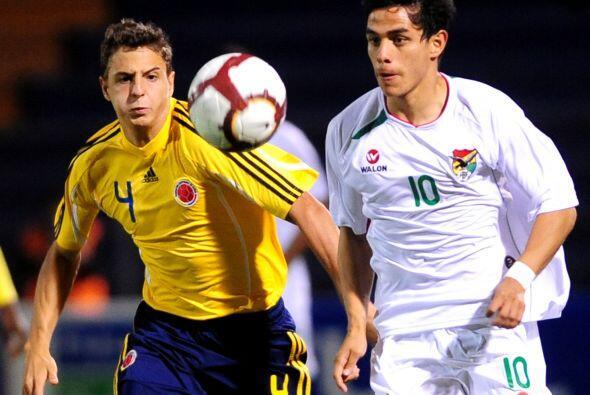 Colombia sumó cuatro puntos en tres partidos y se jugará su clasificació...