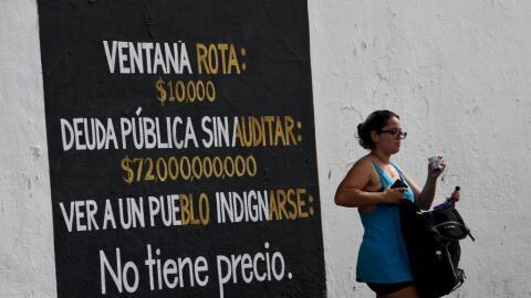 Puerto Rico está en bancarrota y sumida en recesión desde...