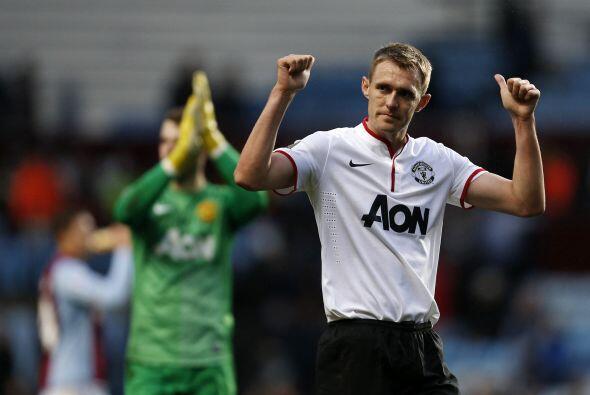 Apenas se escuchó el silbatazo final, el United pudo festejar la consecu...