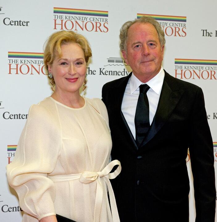 Meryl Streep y Don Gummer