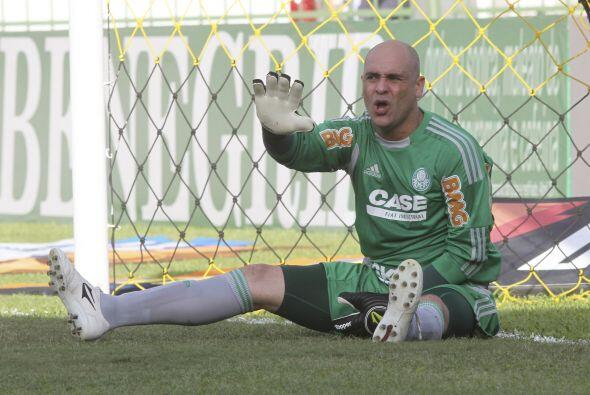 El portero Marcos se retiró a los 38 años. Con Palmeiras j...