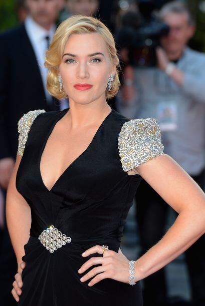 Kate Winslet nació el 5 de octubre de 1975.