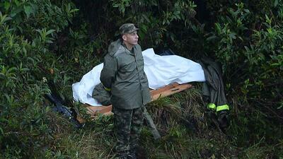 En fotos: así fue la tragedia del Chapecoense y su accidente aéreo